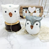 Owl in the Woods - Salt & Pepper Shaker Door Gifts