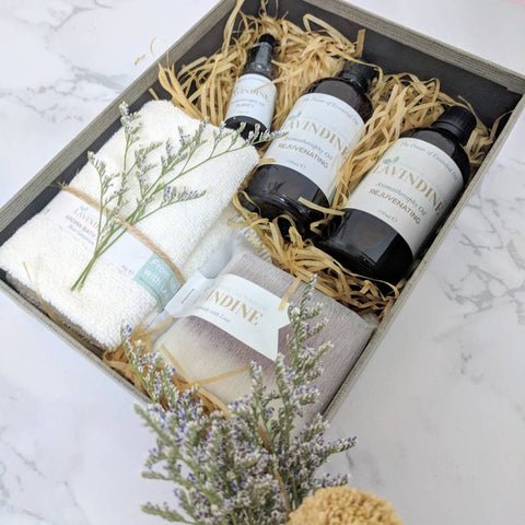 Rejuvenating Spa - Gift Box Collection