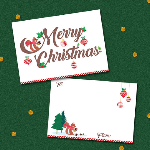 Santa & Co - Christmas Collection Greeting Card