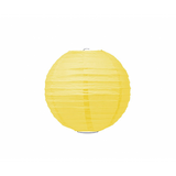 Sunshine Yellow Sphere Paper Lantern