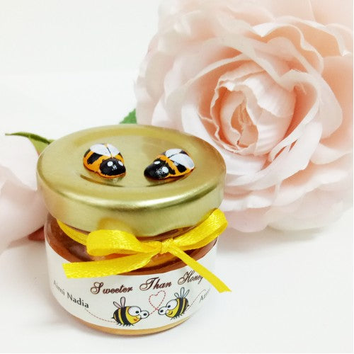 Sweeter than Honey - BEE Mini Honey Wedding Favours