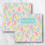Tropical Pastel - Raya Collection Greeting Card