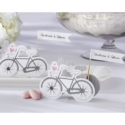 Vintage Bicycle - Packaging Box Favours Door Gifts