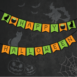 Witches' Brew - Halloween Theme Party Bunting