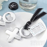 XO - Bottle Opener Wedding Favours Door Gifts