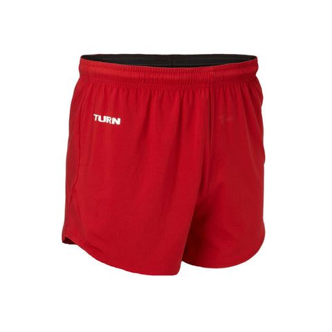 Senior Competition Shorts - Mars Red