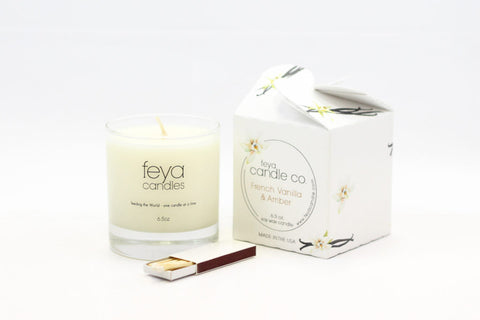 bargains-for-us - French Vanilla Amber - Candles