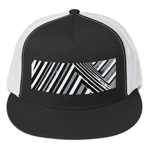 bargains-for-us - Stripe Hat - Hat