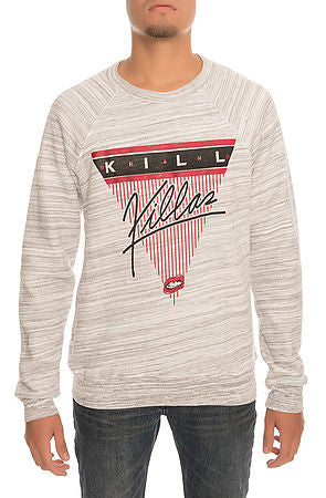 Killas Flight Marble Crewneck