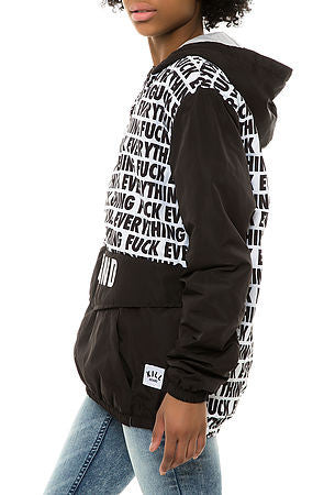 FE Loose Pullover Jacket