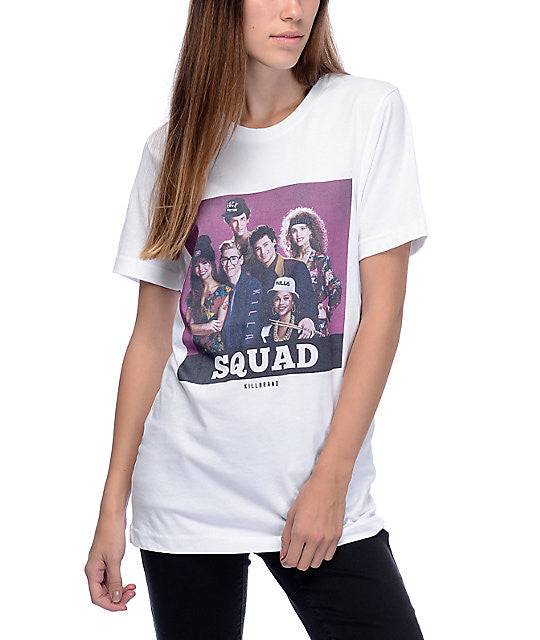 Saved By The Ball Loose Squad Tee