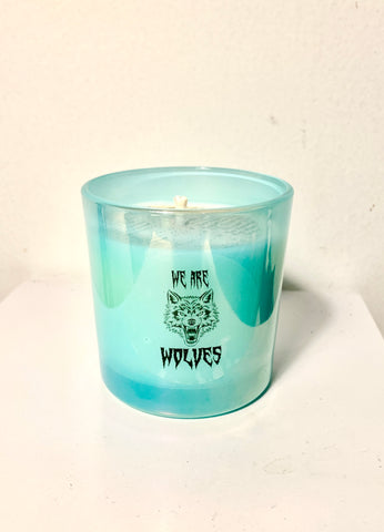 We Are Wolves Candle