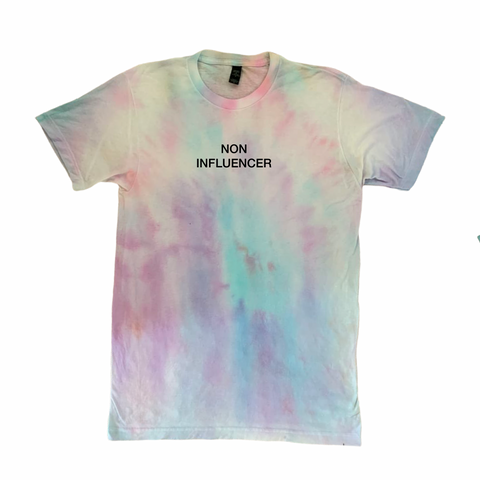 Non Influencer Hand Dyed