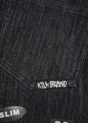 Kill The Night Indigo Jeans