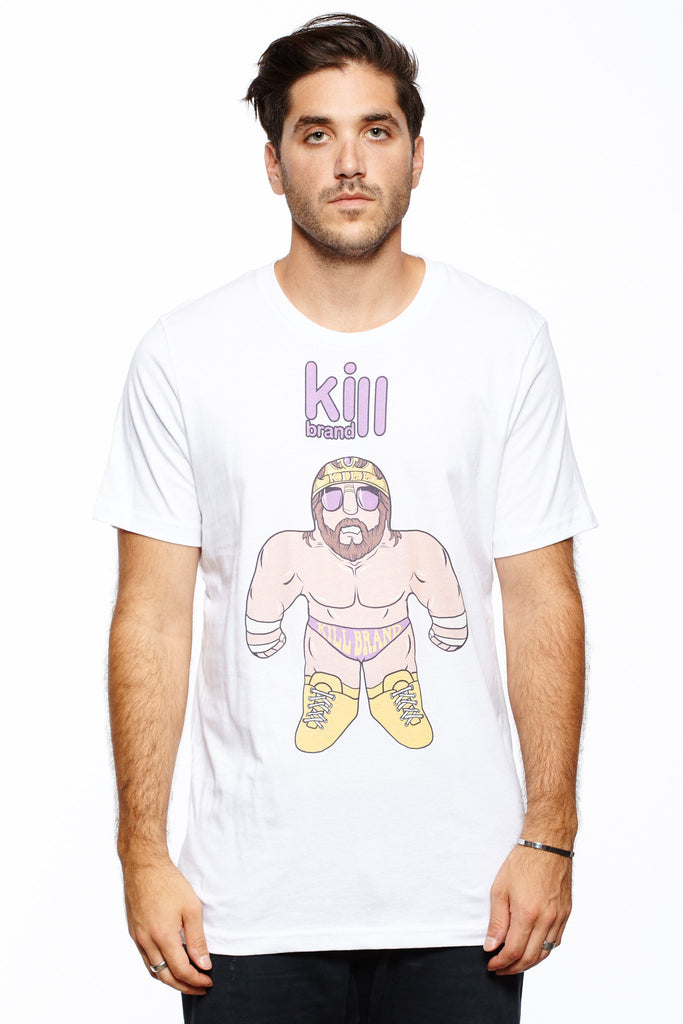 Macho Dude Bud Tee