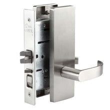 MR 228 Mortise Privacy Lock Escutcheon Trim
