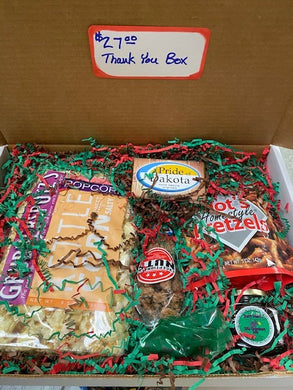 $27 Thank You Gift Box