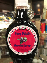 Aronia Berry Syrup