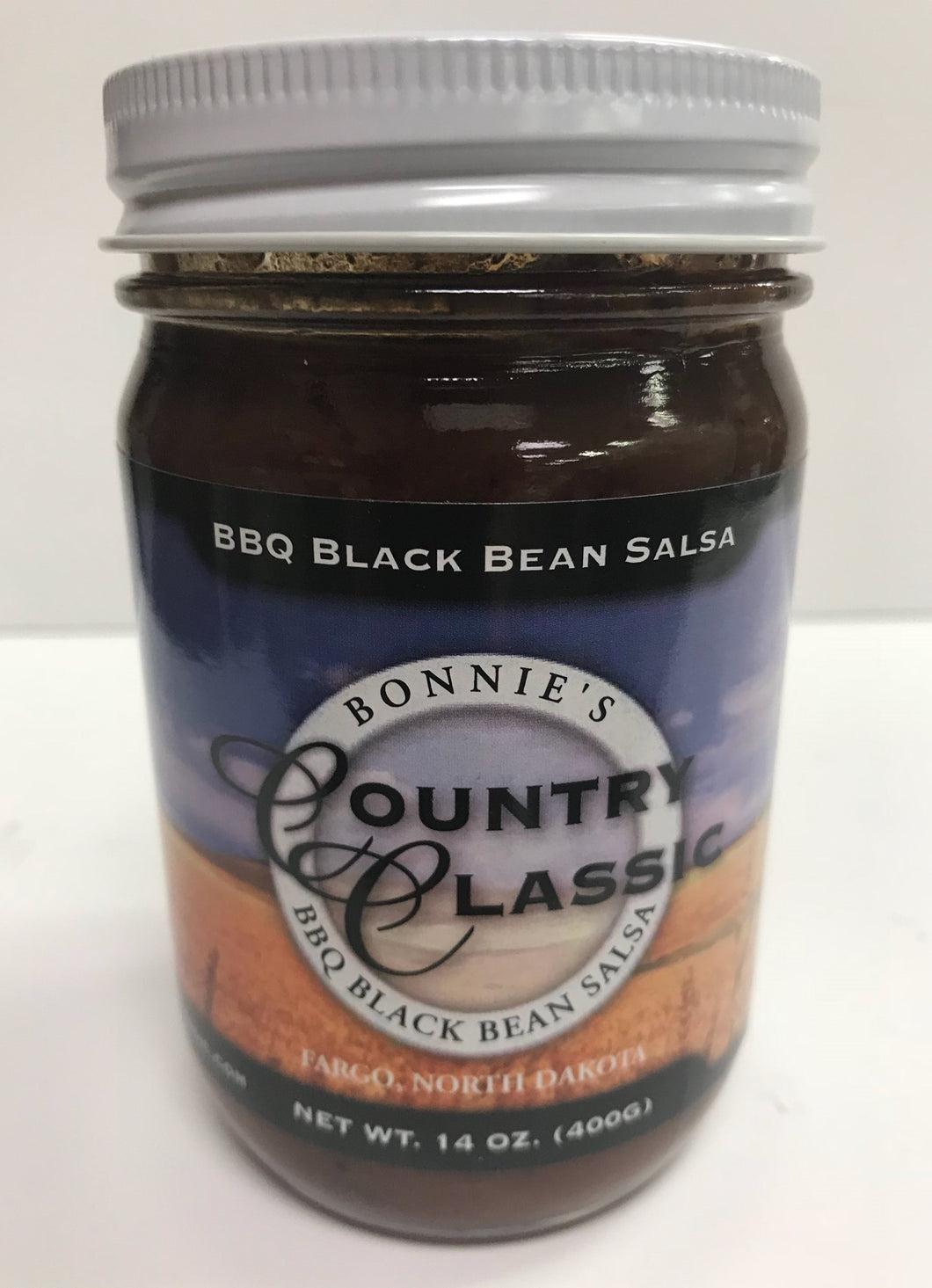 BBQ Black Bean Salsa