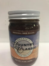 Bonnie's Country Classics BBQ Sauces