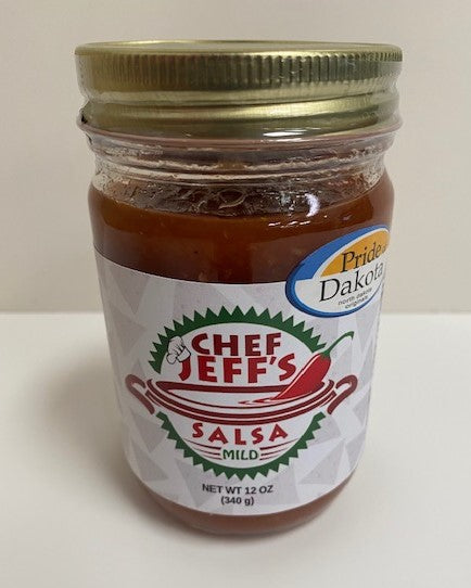Chef Jeff's Salsa