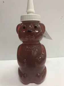Chokecherry Honey Bear  12oz