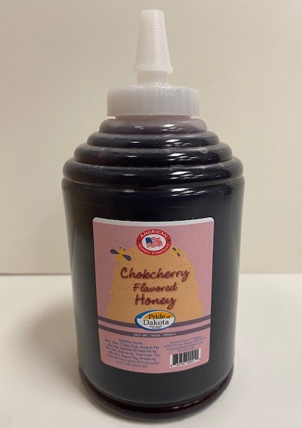 2 lb Chokecherry Honey