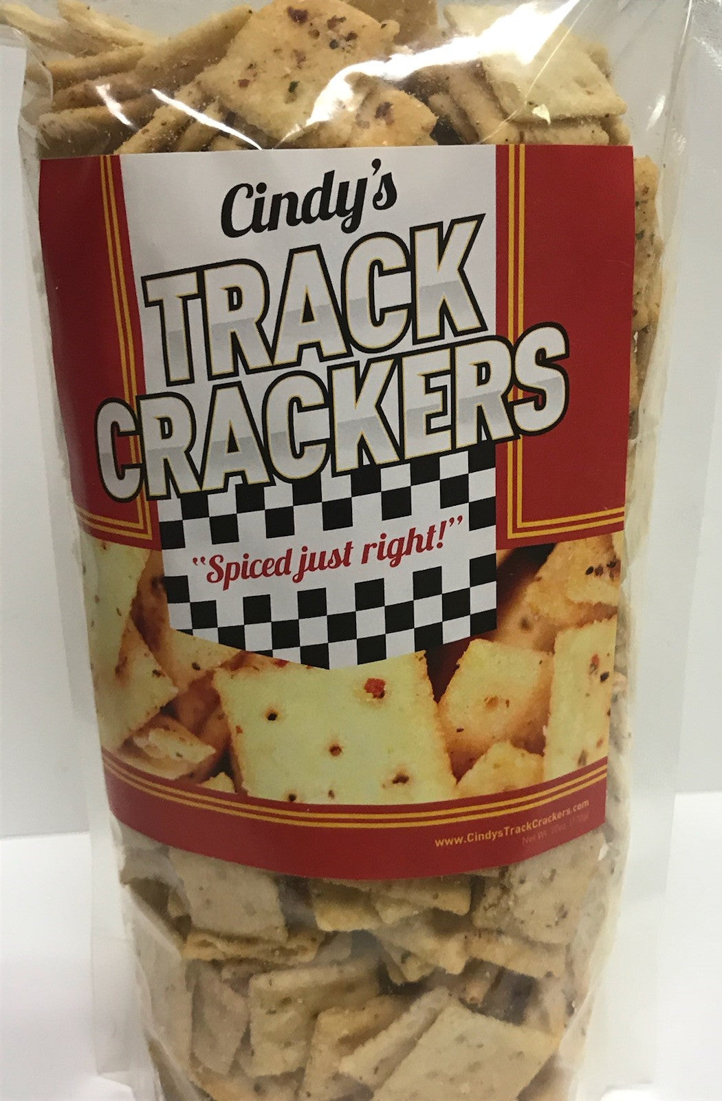 Cindy's Track Crackers 20oz