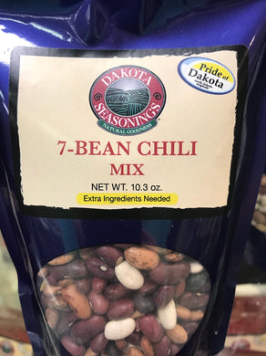 Dakota Seasonings 7-Bean Chili mix