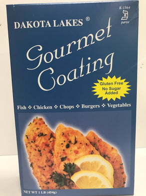 Dakota Lakes Gourmet Coating Gluten Free