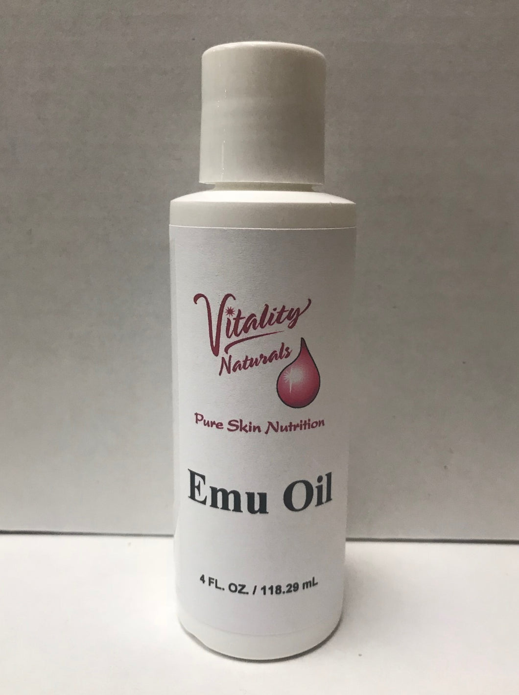 Emu Oil 4oz
