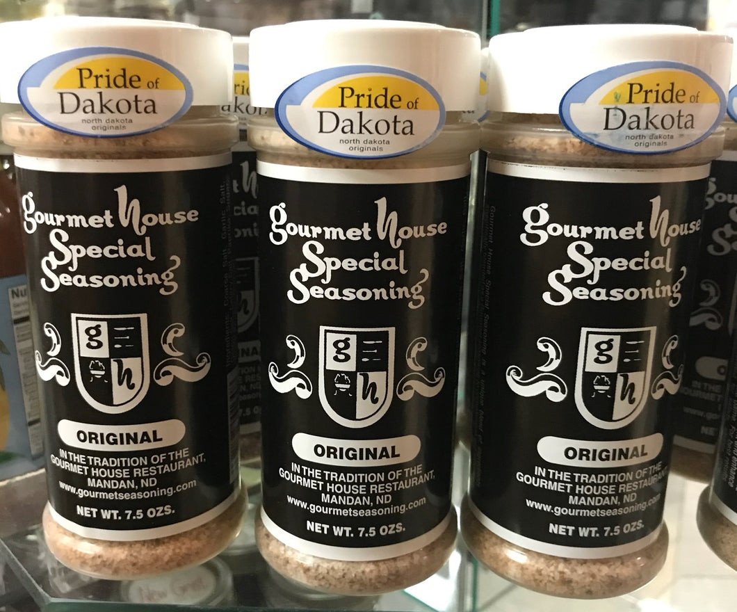Gourmet House Special Seasoning