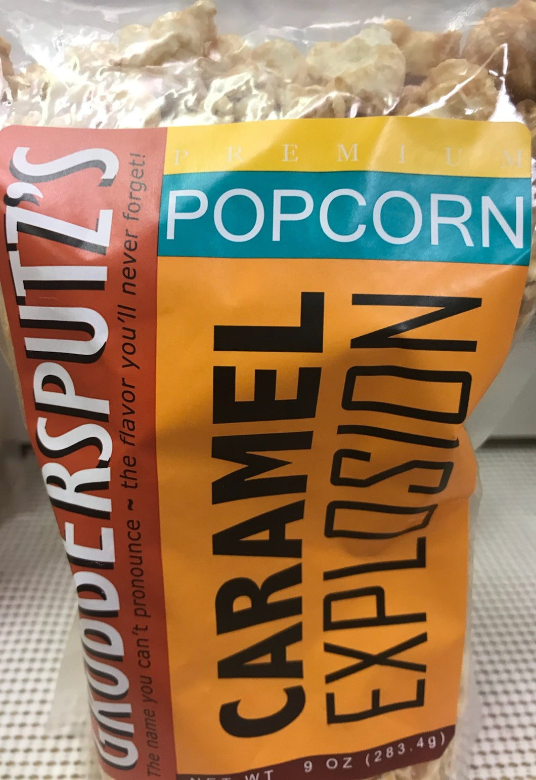 Caramel Popcorn - Pride of Dakota 9oz