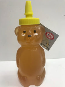 Pure Clover honey Bear  12oz