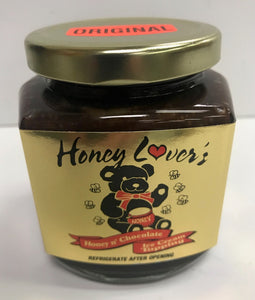 Honey Lover's Ice Cream Topping