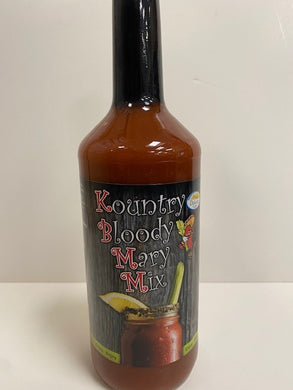 Kountry Bloody Mary Mix