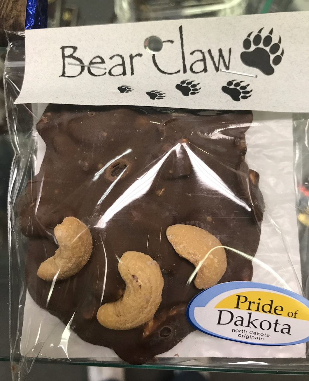 Bear Claw Chocolate Candy  3