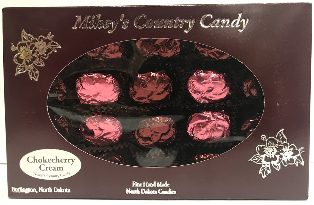 Chokecherry Cream Chocolates  (20)