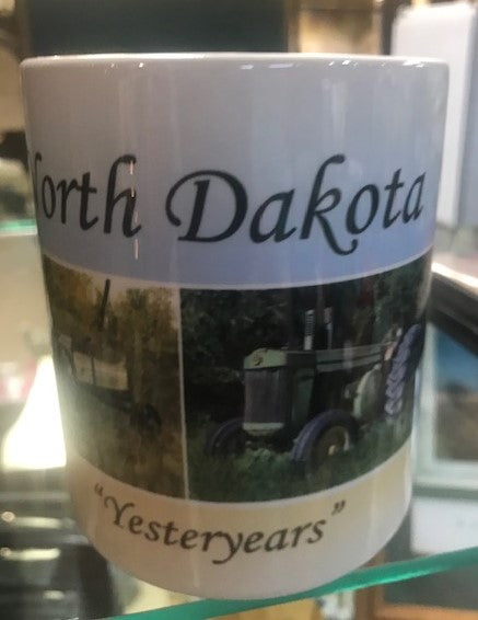 North Dakota Coffee Mug (designs will vary due to availability)