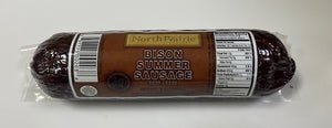 North Prairie Bison Summer sausage
