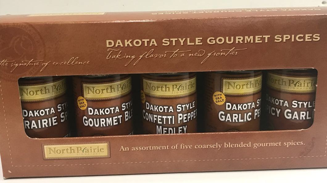 Dakota Style Seasonings Gift Pack