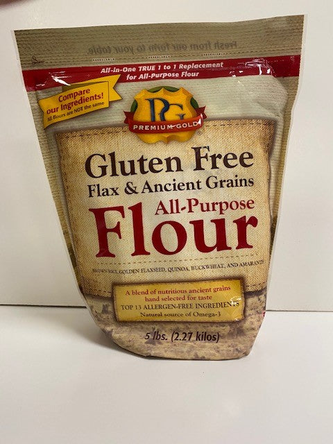 Gluten Free Flax & Ancient Grains All - Purpose Flour - 5 lb