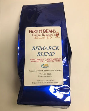 Pride of Dakota Coffee 12oz Bismarck Blend