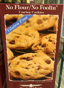 "Gluten Free Chocolate Chip ""Cowbow Cookies"" Mix"