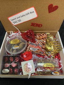 """Sweet And Salty"" Pride of Dakota Valentine's Day Gift Box"