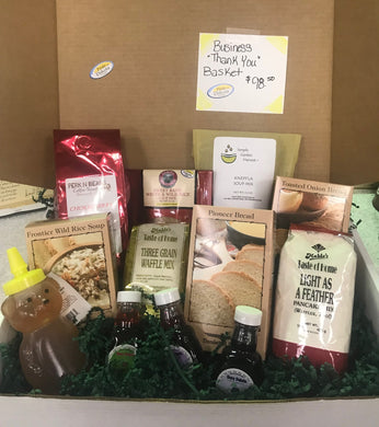 $100 Customer Appreciation Basket/Box Pride of Dakota #1