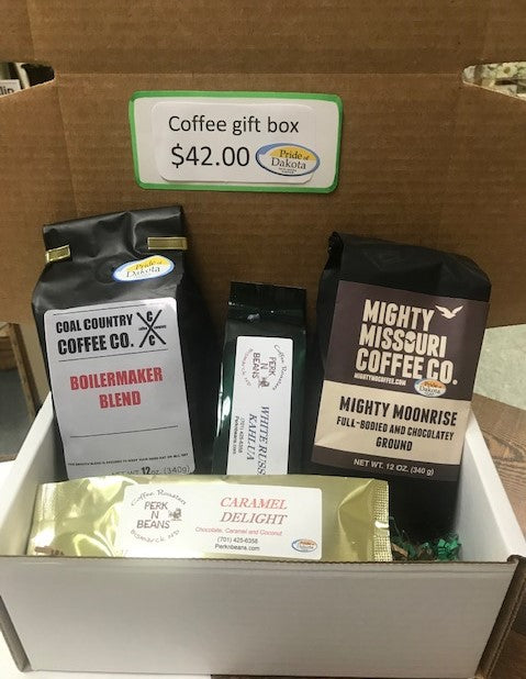 Coffee Gift Box Pride of Dakota