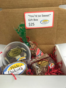 """You're So Sweet"" Basket/Box"