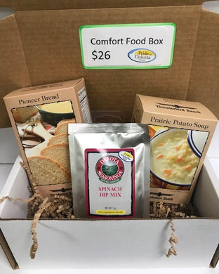 Comfort Food Gift Basket/Box Pride of Dakota
