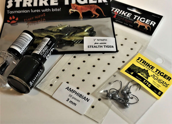 Strike Tiger jighead items